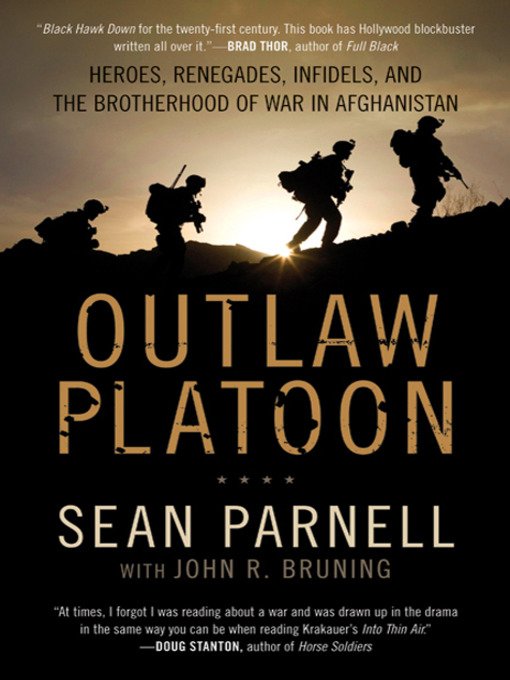 Title details for Outlaw Platoon by Sean Parnell - Wait list